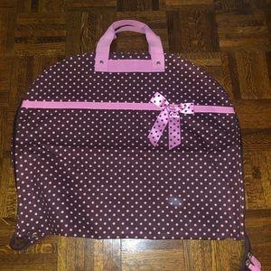 Other - pink garment bag